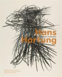 Hans Hartung, Druckgraphik