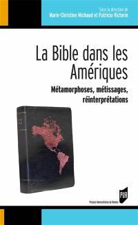 La Bible dans les Amériques