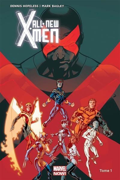 All-New X-Men. Vol. 1. Les fantômes du Cyclope