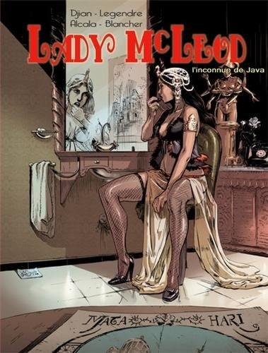 Lady Mc Leod. Vol. 1. L'inconnue de Java