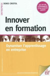 Innover en formation