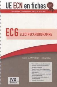 ECG : électrocardiogramme