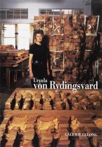 Ursula von Rydingsvard, sculptures