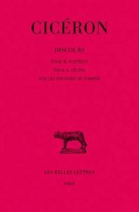 Discours. Volume 7, Pour M. Fonteius