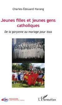 Jeunes filles et jeunes gens catholiques