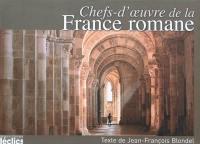 Chefs-d'oeuvre de la France romane