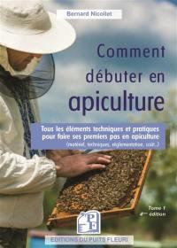 Comment débuter en apiculture