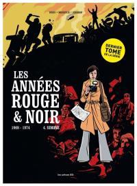 Les années rouge & noir. Volume 4, Simone
