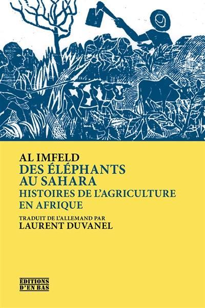 Des éléphants au Sahara