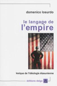 Le langage de l'empire