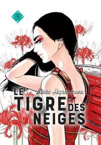 Le tigre des neiges. Volume 5,