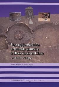 Une agglomération artisanale gauloise à Blois (Loir-et-Cher)