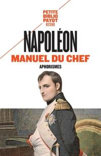Manuel du chef