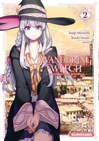 Wandering witch : voyages d'une sorcière. Vol. 2