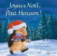 Joyeux Noël Petit Hérisson !