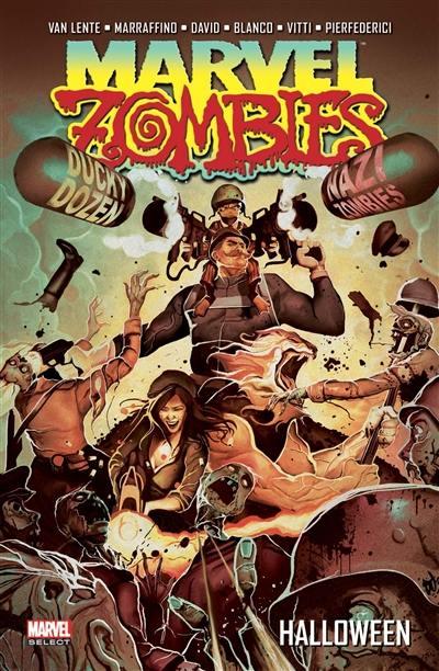 Marvel zombies. Volume 4, Halloween