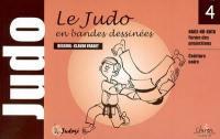 Le judo en bandes dessinées. Volume 4, Ceinture noire