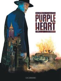 Purple heart. Volume 1, Le sauveur