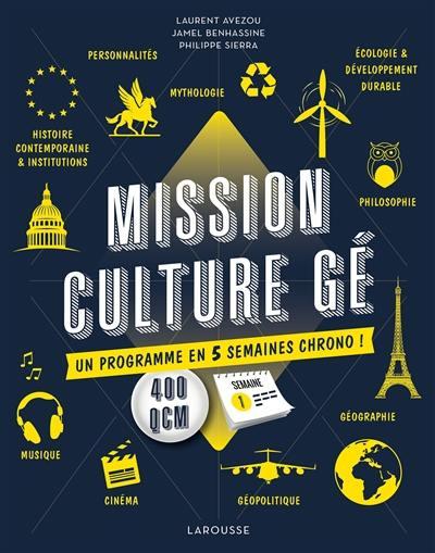 Mission culture gé. Volume 2,
