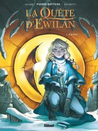 La quête d'Ewilan. Volume 5, Al-Poll