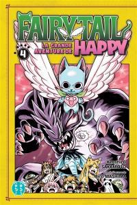 Fairy tail. Volume 4,