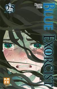 Blue exorcist. Volume 25,