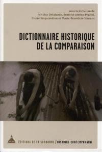 Dictionnaire historique de la comparaison