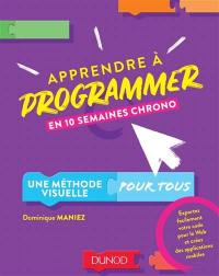 Apprendre à programmer en 10 semaines chrono