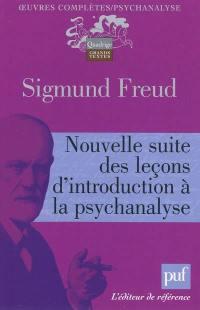 Oeuvres complètes, Nouvelle suite des leçons d'introduction à la psychanalyse