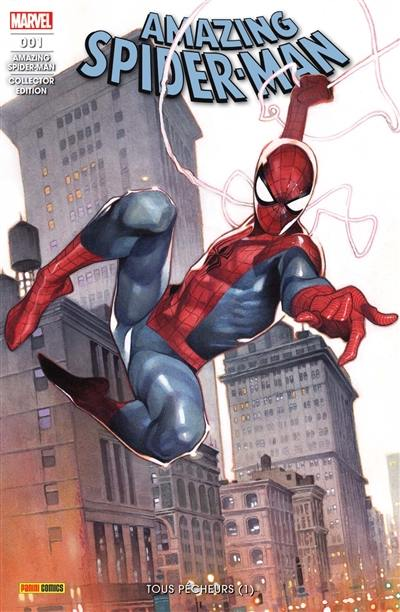 Amazing Spider-Man. n° 1, Tous pécheurs (1)