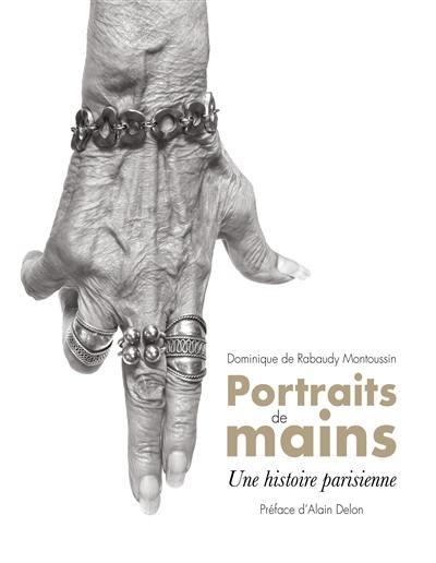 Portraits de mains