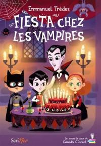 Fiesta chez les vampires