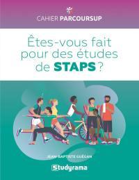 Etes-vous fait pour des études de Staps ?