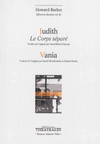 Oeuvres choisies. Volume 6, Judith