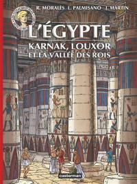 Les voyages d'Alix, L'Egypte