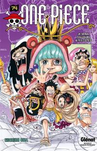 One Piece. Volume 74, Je serai toujours à tes côtés