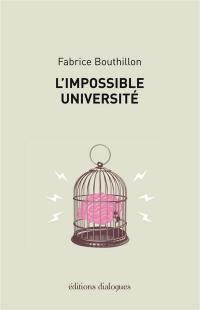 L'impossible université