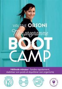 Mon programme BootCamp