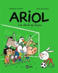 Ariol. Volume 9, Les dents du lapin