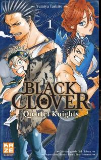 Black Clover. Volume 1,