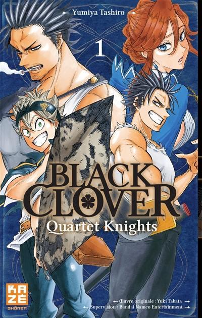 Black Clover. Volume 1,