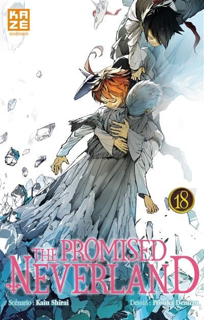 The promised Neverland. Volume 18,