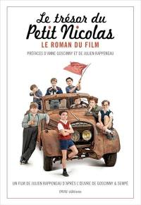 Le trésor du Petit Nicolas : le roman du film