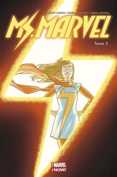 Miss Marvel. Volume 3, Coup de foudre