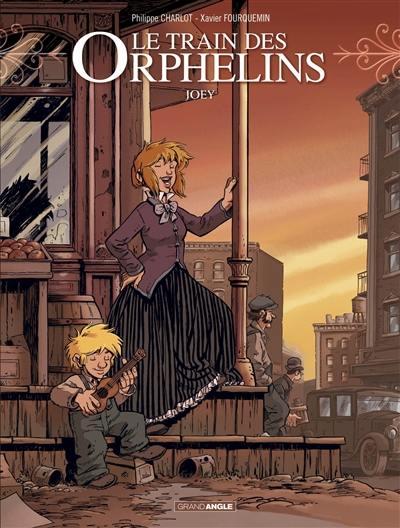 Le train des orphelins. Volume 4, Joey