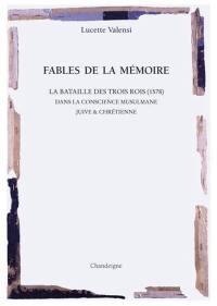Fables de la mémoire
