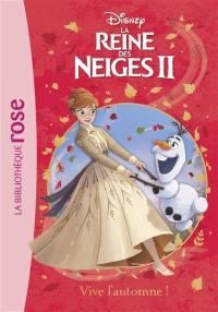 La reine des neiges II. Volume 2, Vive l'automne !