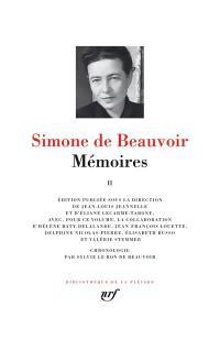 Mémoires. Volume 2,