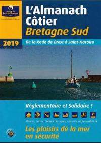 L'almanach côtier Bretagne Sud 2019