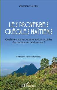 Les proverbes créoles haïtiens